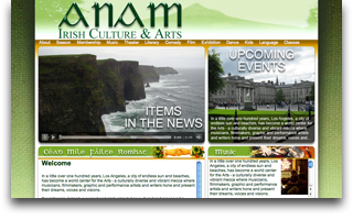 Anam Irish Arts