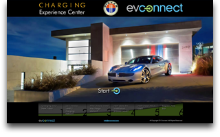 Fisker User Experience Website